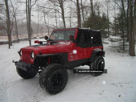 lifted jeep tj 1998 jeep wrangler tj lifted