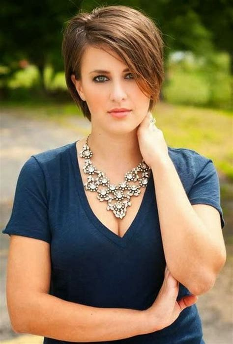 stylish haircuts for heavy women short hairstyles for fat women hairstyles to try