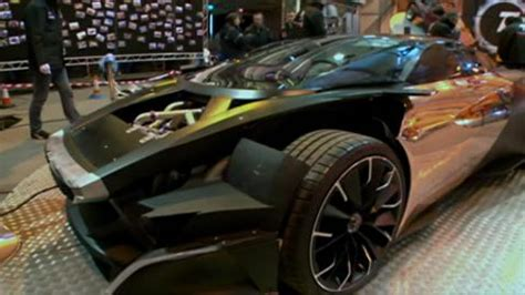 peugeot onyx top gear james and the peugeot onyx concept top gear