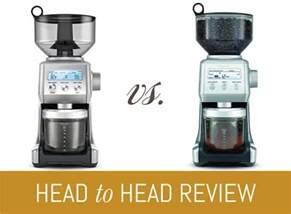Breville Bcg800xl Coffee Grinder Breville Smart Grinder Bcg800xl Vs Breville Smart