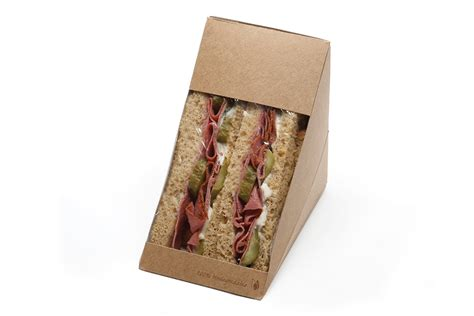 Takeaway Website In A Box Sets You Up With Everything You Need To Start An Shop by Sandwich Wedge Box X Large Nat027