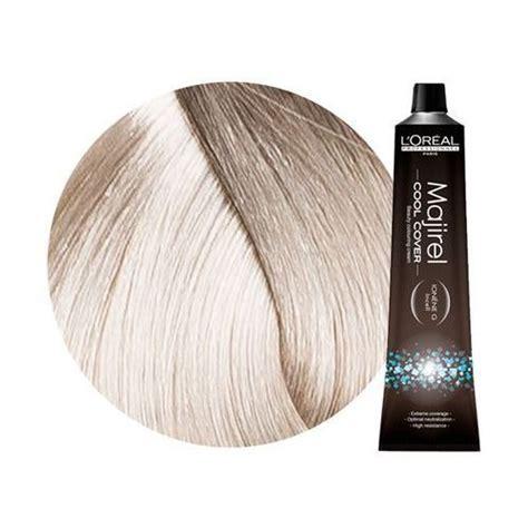 loreal majirel cool cover 10 cc 50ml loreal majirel cool cover trwała farba do włos 243 w o chłodnych odcieniach kolor 10 1 bardzo