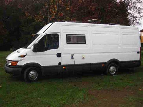 iveco daily maxi wohnmobil koch ausbau wohnwagen wohnmobile