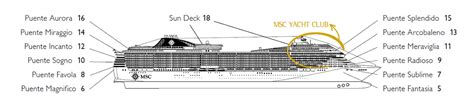 msc crociere cabine cat 233 gories et cabines du bateau msc fantasia msc