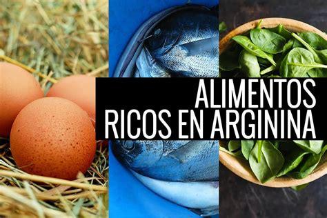 alimentos con arginina los 13 mejores alimentos ricos en arginina fullmusculo