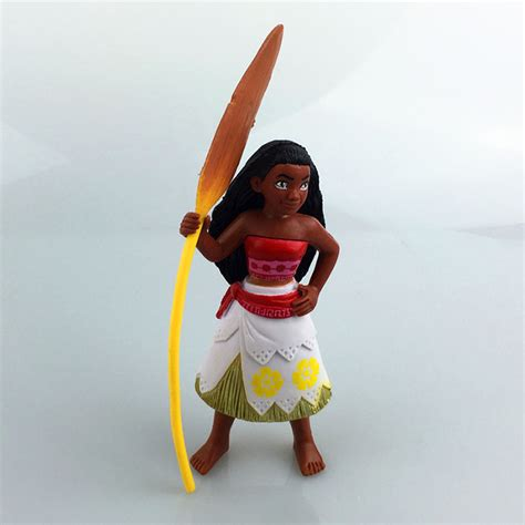 moana figures with boat disney moana movie adventure classic dolls figure boat