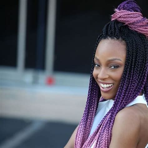 red senegalese twist red ombre senegalese twist www imgkid com the image