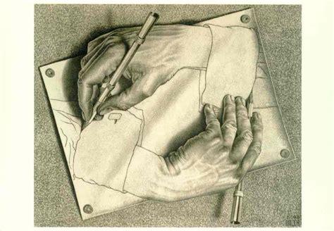 M C Escher Sketches by M C Escher S Drawing