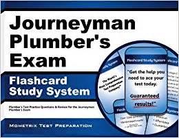 journeyman plumber s flashcard study system plumber