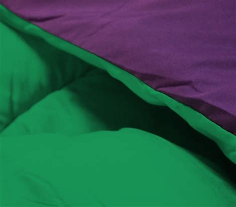 kelly green comforter kelly green downtown purple reversible twin xl college