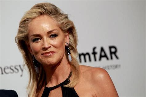 sharon stone reveals her secret to looking so young sharon stone reveals secrets to aging well without