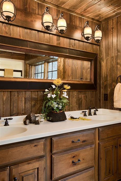 log home bathroom ideas best rustic bathrooms images on pinterest room bathroom part 12 apinfectologia