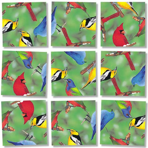 north american birds jigsaw puzzle puzzlewarehouse com