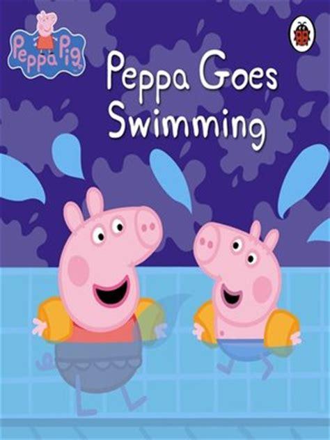 peppa goes swimming by ladybird 183 overdrive rakuten