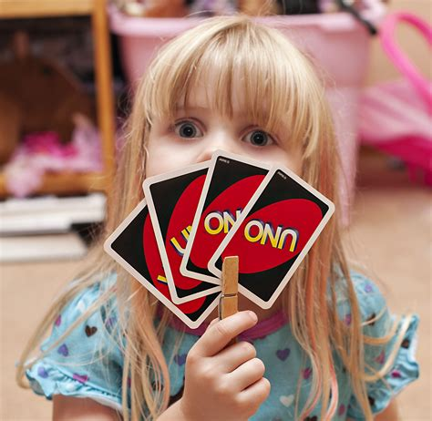 How To Make Uno Cards - playing card holders for little hands