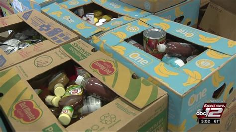 Helping Pantry by Sutherland Springs Baptist Church Food Pantry Reopens