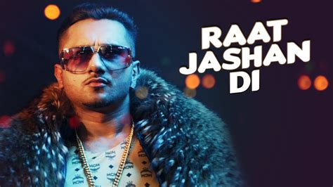 Yo Song by Raat Jashan Di Song Zorawar Yo Yo Honey Singh