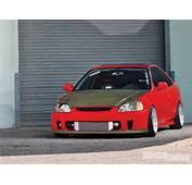 2000 Honda Civic Si  Tuning Magazine