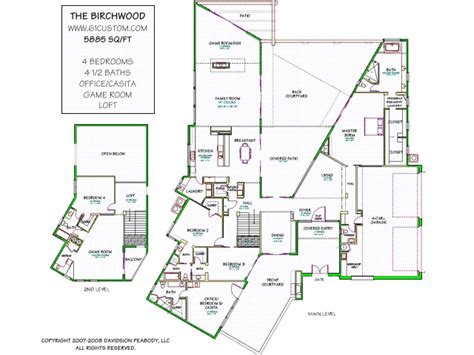 modern home layouts modern house floor plans diykidshouses