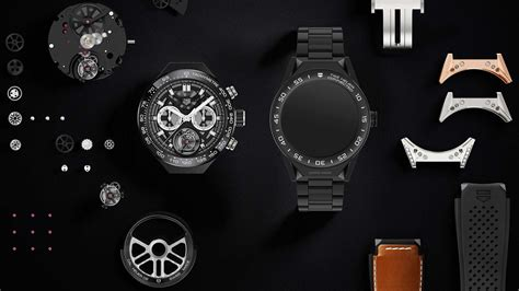 tag android tag heuer s new smartwatch is modular and pricing starts at around 1 650 usd