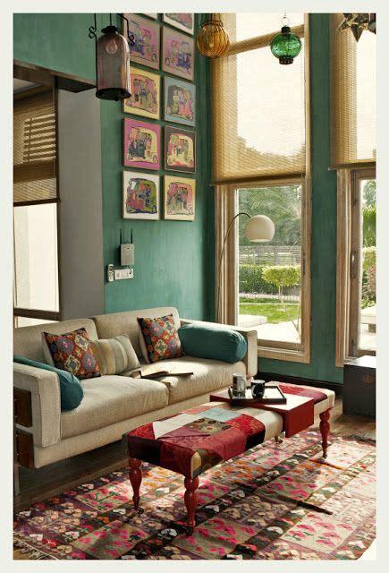 indian summer indian design  decor symettrical
