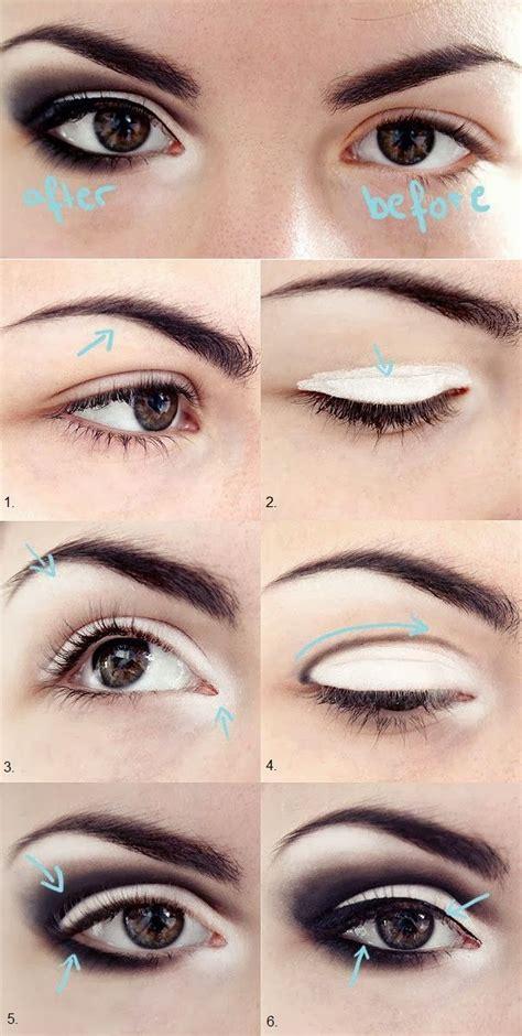 eyeliner tutorial to make eyes look bigger bigger eyes look diy