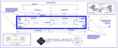 How Much Is A Backyard Pool New 60 Typical Lap Pool Dimensions Inspiration Design Of