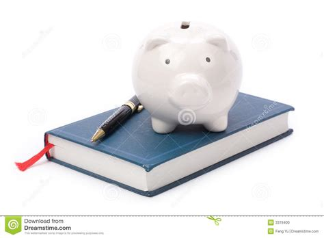 book piggy bank book and piggy bank stock photo image 3376400
