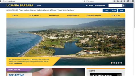 Ucsb Finder A Better Ucsb Edu The Ucsb Current