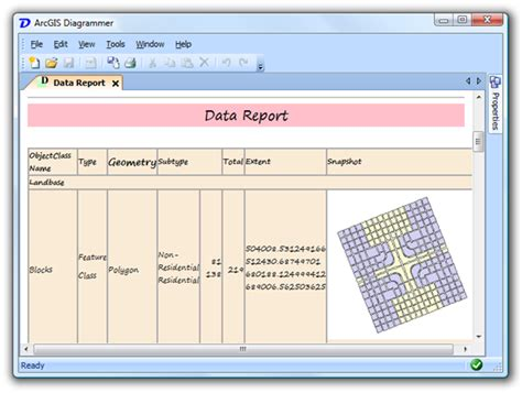 arcgis report tutorial the sandpit how to create a data report with arcgis