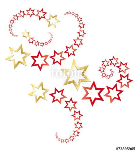 Weihnachten Bilder Sterne by Quot Sternschnuppe Goldene Sterne Weihnachten Quot Stockfotos