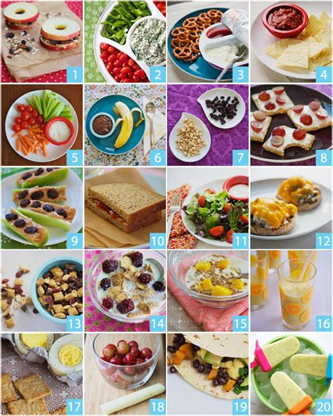 snacks idea 20 and healthy snack ideas keep your diet real