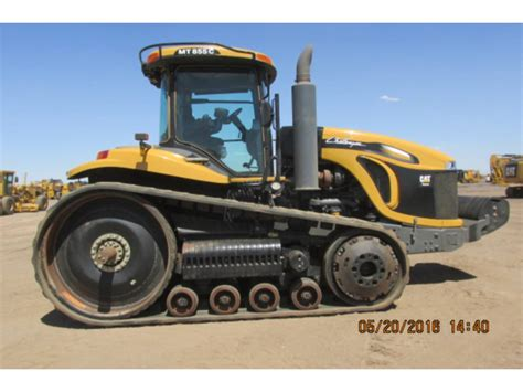 challenger ag used 2013 agco challenger mt855c for sale whayne cat