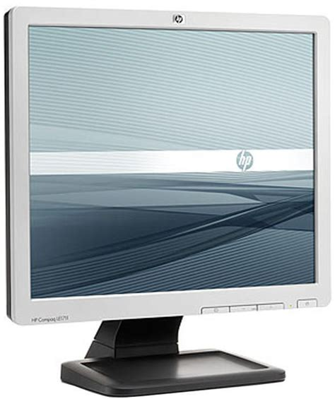 Monitor Lcd Hp 17 Inch hp le1711 17 inch square lcd monitor price buy hp hp le1711 17 inch square lcd monitor