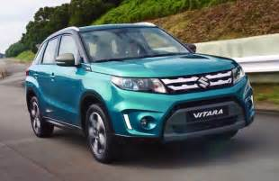 Grand Suzuki 2017 Suzuki Grand Vitara Features Redesign And Price