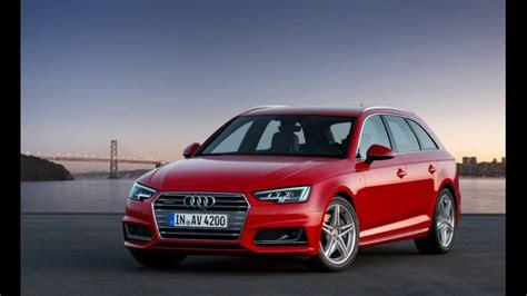 Audi Avant Quattro by 2017 Audi A4 Avant Tdi Quattro Youtube