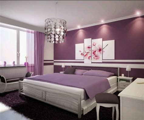 shades of purple for bedrooms rich and chic violet purple is perfect complement to your