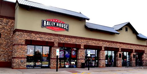 Rally House Flower Mound Shop Rangers Cowboys Stars