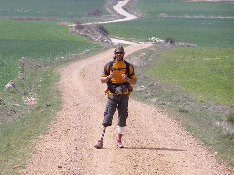 il camino di santiago primo disabile ad andare sul cammino di santiago robydamatti