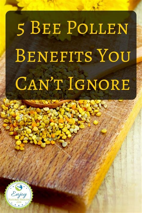 Does Bee Pollen Detox Your by 1000 Ideas About Bee Pollen On Honey