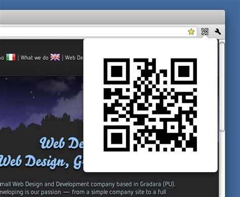 chrome qr code generator new google chrome version of the qr code generator