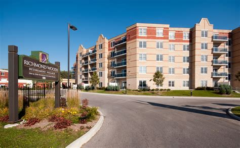 retirement appartments richmond woods senior apartments d grant construction