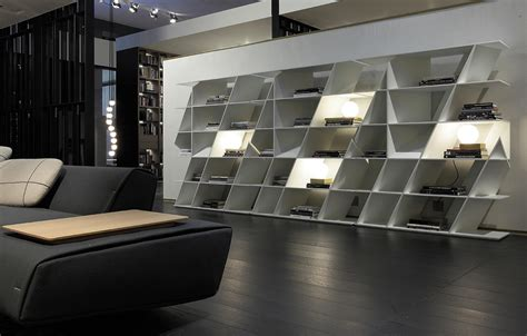 libreria web techlab italia libreria web per poliform al salone