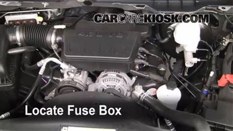 interior fuse box location   ram   ram