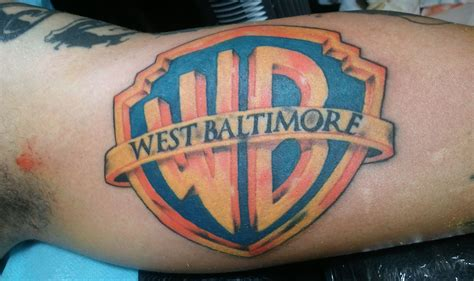 baltimore tattoos west baltimore arthur brockington