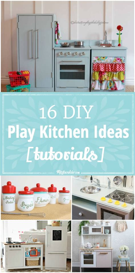 diy play kitchen ideas 16 diy play kitchen ideas tutorials tip junkie