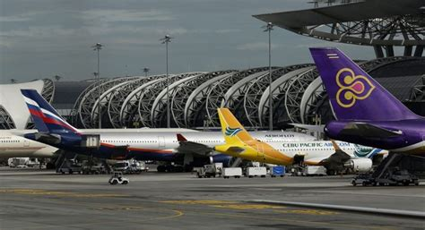 Phuket: Suvarnabhumi Airport To Get New Terminal And Runway