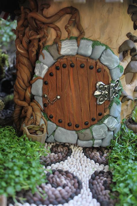 gnome house hobbit house beneath the ferns