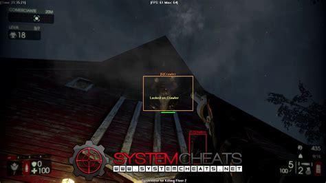 killing floor 2 aimbot wallhack no recoil