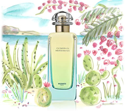 jardin en mediterranee hermes jardin en mediterranee unisex perfume fragrances